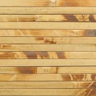 Шпалери бамбукові LZ-0802С  7,5 мм 0,9 м обпалені світлі