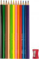 Олівці кольорові Color Peps Classic 12 кольорів із чинкою Maped