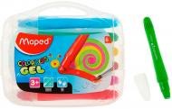 Набір гелевої крейди Color Peps Gel 6 кольорів Maped