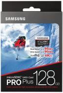 Карта пам'яті Samsung microSDXC 128 ГБ Class 10 (MB-MD128DA/RU)