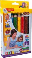 Олівці кольорові SUPER JUMBO ZiBi