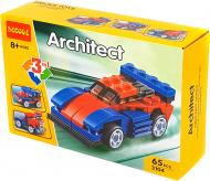 Конструктор Decool Машинка 3 в 1 3104