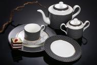 Сервіз чайний Spheric 21 предмет на 6 персон Fiora