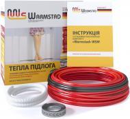 Нагрівальний кабель Warmstad WSS 39,0 м 580 Вт + Терморегулятор Warmstad ТР 111