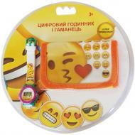 Годинник цифровий із гаманцем TBL Emojis EMJ30658