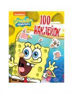Набір наліпок Перо SpongeBob SquarePants 100 шт. 121208