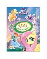 Набір наліпок Перо My little Pony 100 шт. 120675