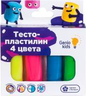 Набір для ліплення Genio Kids Тісто-пластилин 4 кольори TA1082