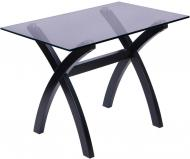 Стол обеденный Х-фактор Т венге/бронза