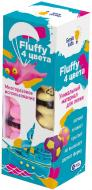 Пластилін Genio Kids повітряний Fluffy 4 кольори TA1501