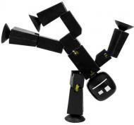 Фигурка для анимационного творчества Stikbot S2 черная
