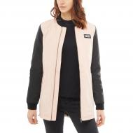 Куртка Vans WM BOOM BOOM LONG JA ROSE CLOUD, La VA3PDOOBJ р.XS розовый