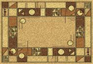 Килим Карат Gold 091/12 0,6x1,1 м