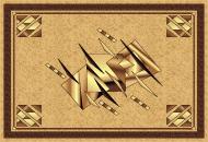 Килим Карат Gold 095/12 0,5x0,8 м