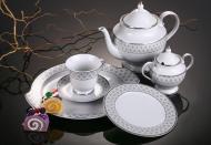 Сервіз чайний Ashley 21 предмет на 6 персон Waldenburg