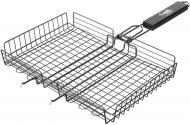 Решітка-гриль Grilland з антипригарним покриттям 38x26x5,5 см