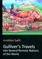 Книга Джонатан Свіфт «Gullivers Travels» 978-966-948-327-0