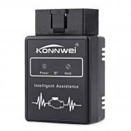 Диагностический адаптер Konnwei KW912 для диагностики неисправностей двигателя OBD II для Android Че