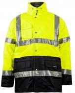 Куртка-парка Sizam Norwich утепленная 5 в 1 р. S рост универсальный 30030 желтый