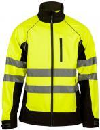 Куртка сигнальная Sizam Southhampton р. XXXL рост универсальный 30107 черно-желтый