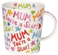 Чашка Mum you are a star 320 мл Dunoon