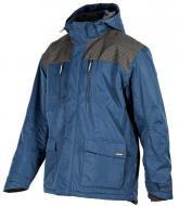 Куртка-парка Sizam Nottingham р. S рост универсальный 30162 темно-синий