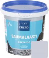 Фуга Kiilto 46 1 кг сріблясто-сірий