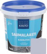 Фуга Kiilto 87 1 кг димчасто-сірий