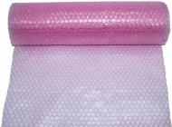 Пухирчаста плівка фасована 0,4х5м 0,045 мкм рожева