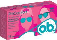 Тампони гігієнічні o.b. ProComfort mini 16 шт.