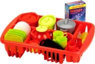 Ігровий набір Ecoiffier Посуд Pro-Cook з сушилкою 001210