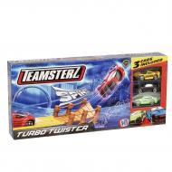 Ігровий набір Teamsterz Автотрек Тубро з 3 машинками 1416655
