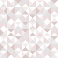 Обои Triangles Pink-2 EP1016