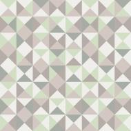 Шпалери Triangles Green-2 EP1018