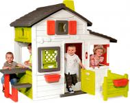 Ігровий будиночок Smoby з горищем та дверним дзвінком 310209