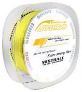 Шнур Mistrall Shiro Bl Fluo 150м 0.17мм 15.1 кгкг ZM-3420117