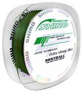 Шнур Mistrall Shiro Bl Green 150м 0.17мм 15.1 кгкг ZM-3420017