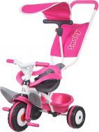 Велосипед дитячий Smoby Baby Balade рожевий 444207
