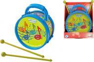 Музичний інструмент Simba Барабан Веселі ноти 6834047
