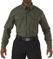 Сорочка 5.11 Tactical Stryke Long Sleeve Shirt р. XS TDU green 72399