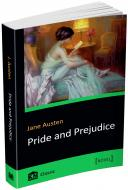 Книга Джейн Остін «Pride and Prejudice» 978-617-7489-26-8