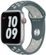Ремешок Apple Watch 44mm Hasta/Light Silver Nike Sport Band Regular MJ6K3ZM/A