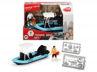 Ігровий набір Dickie Toys Плейлайф. Рибальський човен 3833004