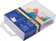 Кнопки-гвоздики Buromax цветные флажки BM.5152