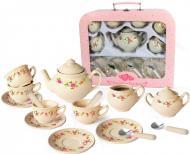 Ігровий набір посуду Champion порцеляновий чайний Троянда