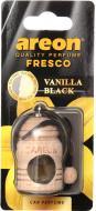 Ароматизатор підвісний Areon fresco чорна ваніль