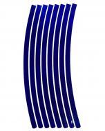 Світловідбивач LOOM LM-0011-blue (наклейка для обода)