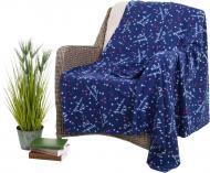 Плед Let's sleep 125x150 см синий UP! (Underprice)