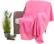 Плед 2251970424015 125x150 см рожевий UP! (Underprice)