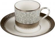 Чашка с блюдцем Odessa Platinum 90 мл 17234 Noritake